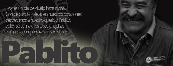Fallecimiento Pablo Antonio Gil Zamudio