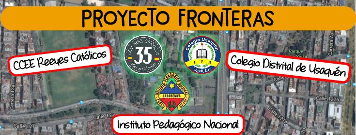 Proyecto Fronteras