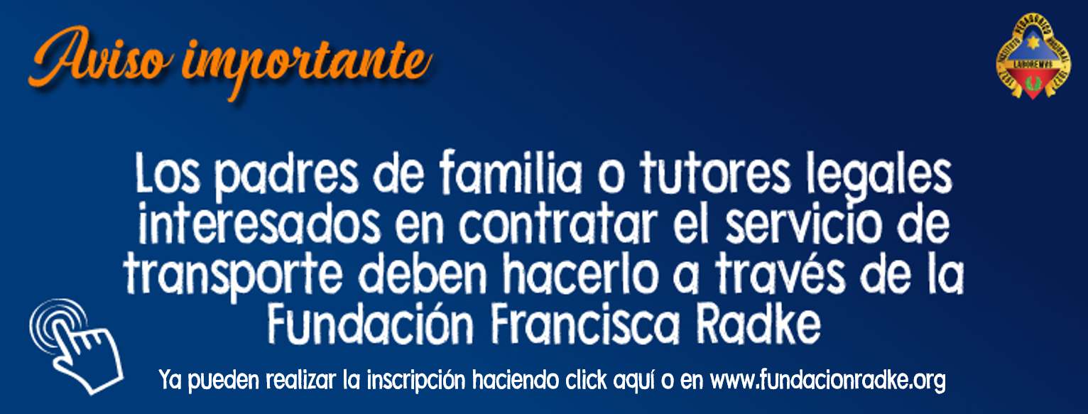Transporte Fundación Francisca