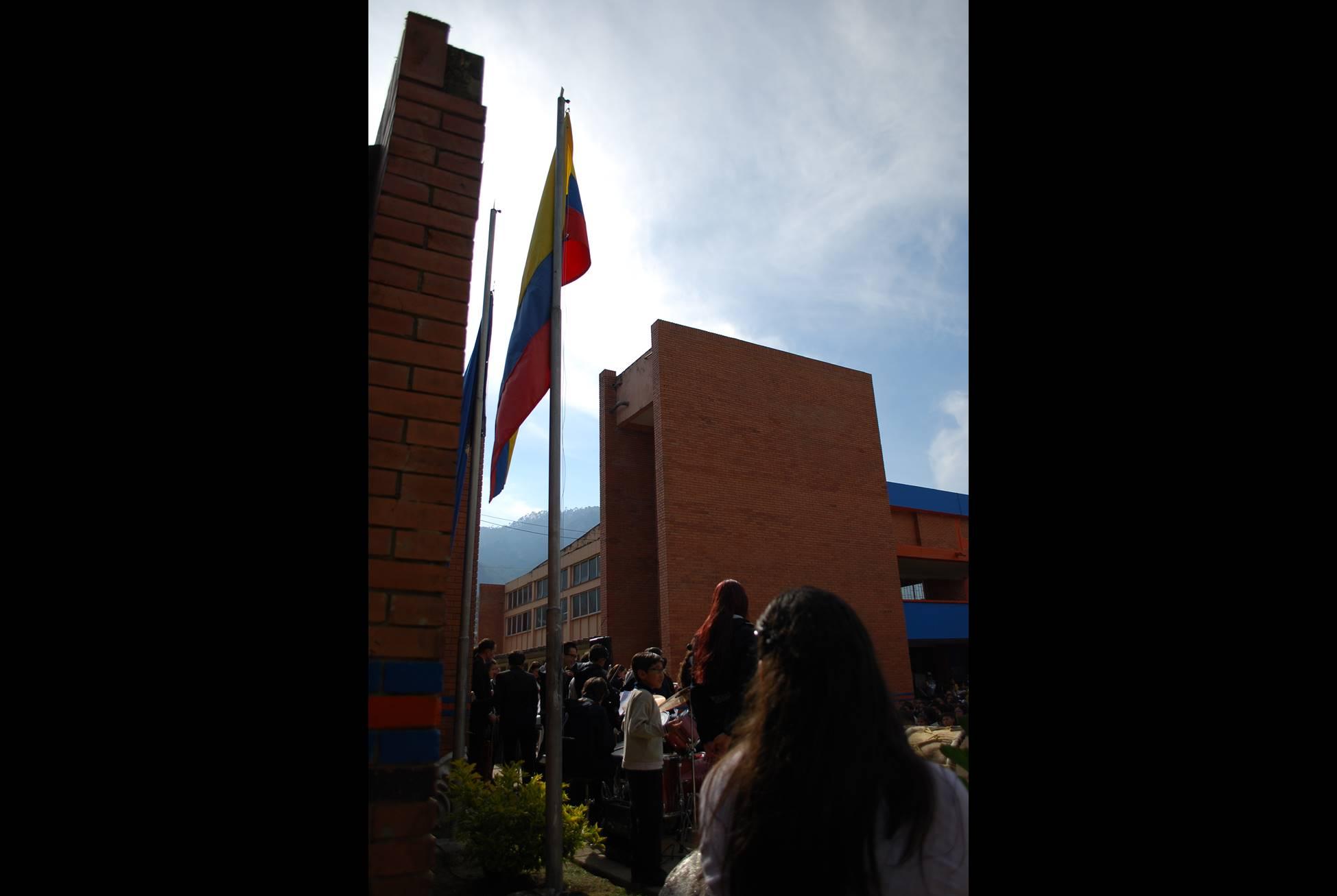 Izada de bandera