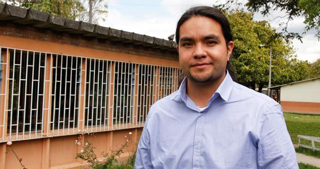 Profesor Miguel Angel Moreno - Jefe de área de Tecnología e informática