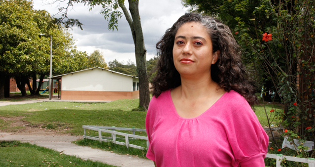 Profesora Marianne Acosta - Directora de Grupo II